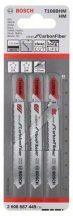 BOSCH Szúrófűrészlap T 108 BHM Clean for CarbonFiber (2608667449)