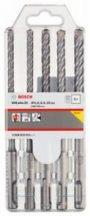 Bosch 5 részes SDS-plus-5X vasbeton fúrószár készlet