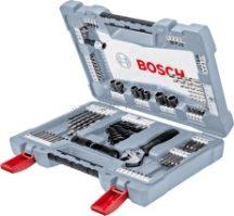 Bosch 91 részes Premium X-Line fúró készlet és csavarozó bit készlet