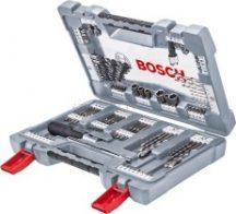 Bosch 105 részes Premium X-Line fúró készlet és csavarozó bit készlet