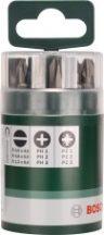 BOSCH 10 részes Standard csavarozóbit-készlet (2609255975)
