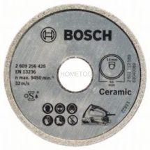 Bosch Gyémánt darabolótárcsa, Standard for Ceramic kivitel 65mm (2609256425)