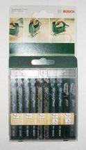 BOSCH szúrófűrészlap készlet 10 db-os vegyes fa készlet