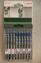 BOSCH szúrófűrészlap készlet 10 db-os vegyes fémvágó készlet