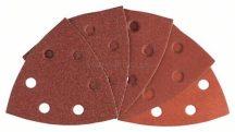 BOSCH 10 részes csiszolópapír-készlet
