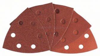 BOSCH 10 részes csiszolópapír-készlet (2609256957)