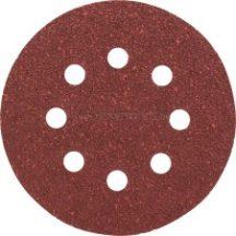 BOSCH 5 részes csiszolólapkészlet 125mm
