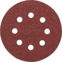 BOSCH 5 részes csiszolólapkészlet 125mm (2609256A22)