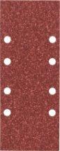 BOSCH csiszolólapkészlet rezgőcsiszolókhoz 93 x 230, 10 részes