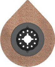 Bosch Carbide-RIFF habarcseltávolító, AVZ 70 RT4, 3 max. (2609256C51)