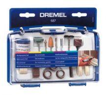 DREMEL Többfunkciós készlet (687)