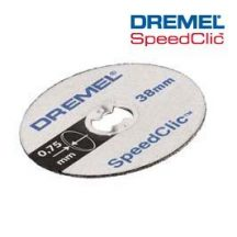DREMEL SpeedClic vékony vágókorongok SC409