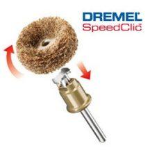 DREMEL polírozó korong (durva és közepes) SC511