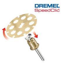 DREMEL SpeedClic vágókorong fához SC544