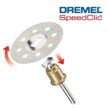 DREMEL SpeedClic gyémánt vágókorong SC545