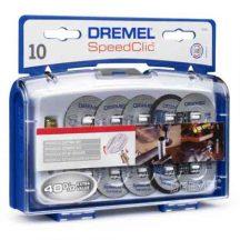 DREMEL EZ SpeedClic tartozékkészlet (SC690)