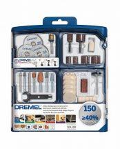 DREMEL 150 darabos többcélú tartozékkészlet (724)
