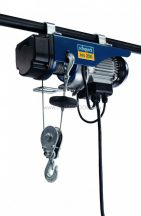Scheppach HRS 250 - elektromos drótköteles csörlő-emelő