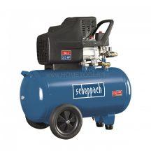 Scheppach HC 51 olajkenésű kompresszor 50 l - RAKTÁRON