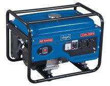 Scheppach SG 2600 - 2220 w-os vázszerkezetes áramfejlesztő avr szabályozással