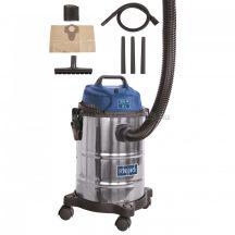 Scheppach ASP 15 ES - ipari porszívó száraz / nedves porszívózáshoz 15 l