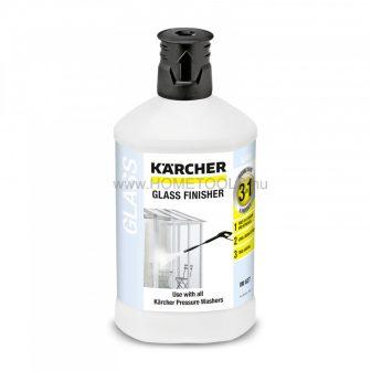 Karcher 3-az-1-ben üvegtisztítószer magasnyomású mosókhoz 1 literes kiszerelés