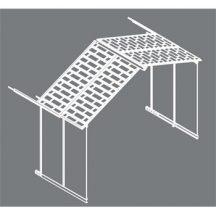 Palram Yukon kerti házhoz hosszabbító panel (11'X4,1'láb)