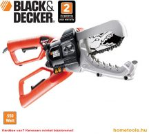 Black&Decker GK1000 Alligator elektromos ágazó