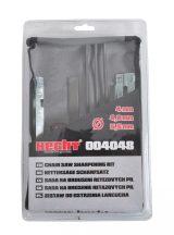 HECHT004048 Láncélező szett 4 - 4,8 - 5,5mm