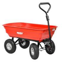 HECHT 52145 kerti szállító fém váz és műanyag test- RAKTÁRON