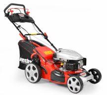 HECHT 5484 SX 5IN1 Benzinmotoros önjáró Fűnyíró 135ccm - választható EXTRÁVAL