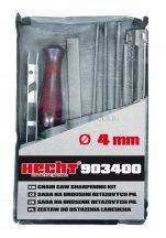 HECHT 903400 Láncélező szett 4mm