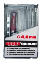 HECHT903480 Láncélező szett 4,8mm