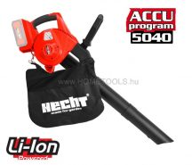 HECHT 9440 Akkumulátoros lombfúvó - szívó akku és töltő nélkül