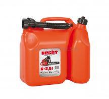 K00085 Kombinált üzemanyagkanna 6+2,5 L