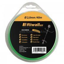 Riwall PRO Damil 2 mm, hossz 40m, szögletes